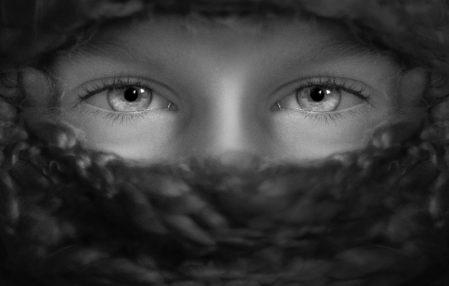 Geometryczna Matryca Samotności Emma Lange